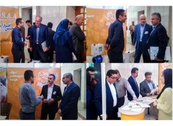 برگزاری نمایشگاه سازگاری با کم آبی در وزارت نیرو